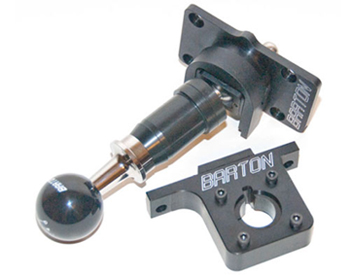 Barton Mustang Shifter and Shifter Bracket