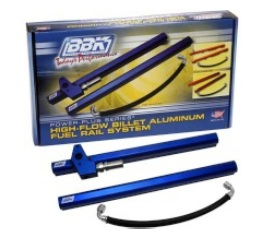 BBK Fuel Rails with the Box