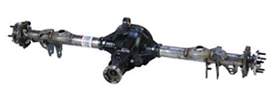 Ford Mustang Solid Rear Axle