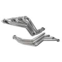 Fox Body Headers - Chrome Coating