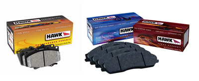 Ford Mustang Hawk Brake Pads