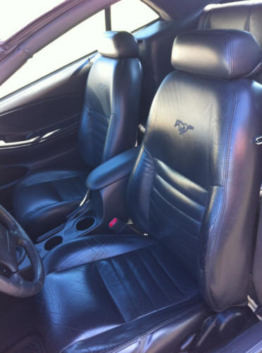 Stock 1999-2004 Mustang Seats