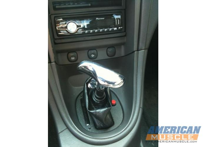 Ratchet Shifter For Automatic Mustangs