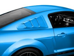 05-09 Mustang Quarter Window Louvers