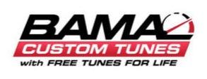 BAMA Custom Tunes Logo