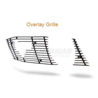 Overlay Front Grille For Ford mustangs