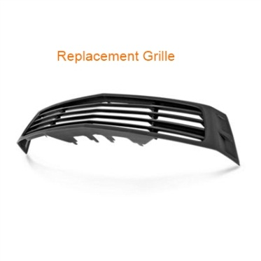Replacement Front Grille - Mustang