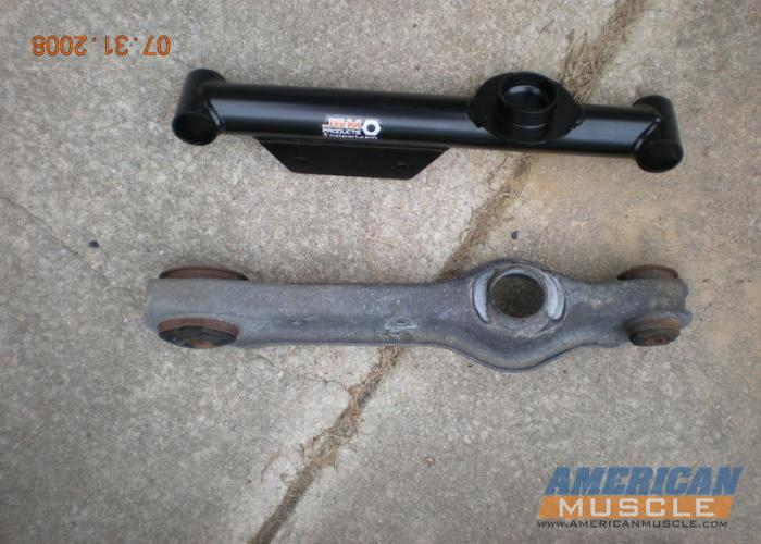 Stock vs Aftermarket Lower Control Arms