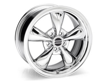 Chrome Ford Mustang Bullitt Rims