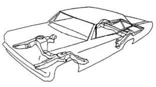 Mustang Unibody Design