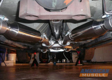 Complete Aftermarket 99-04 Exhaust
