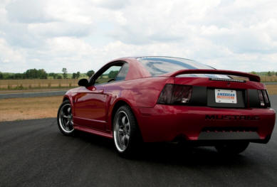 1999-2004 Mustang at the Track