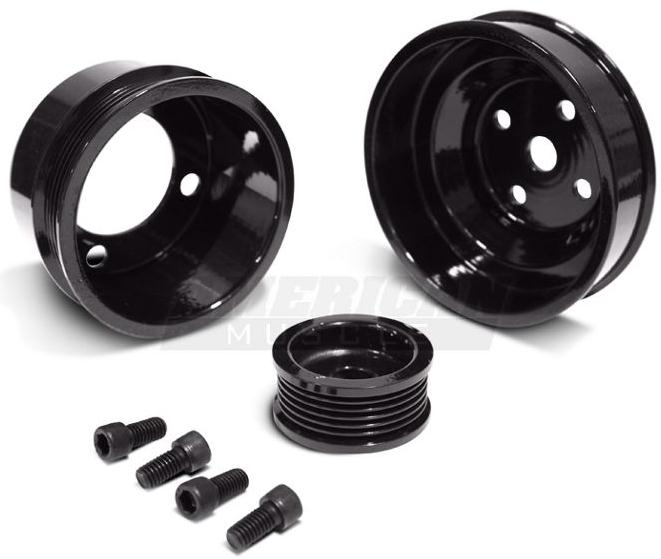 Fox Body Underdrive Pulley Set