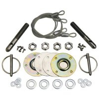 Mustang Hood Pin Kit