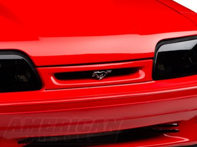 Fox Body With Pony Grille Insert