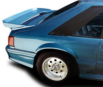 Fox Body Saleen Style Rear Spoiler