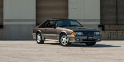 Restored Fox Body