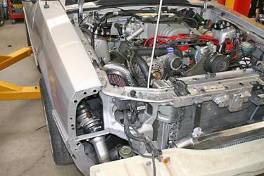 Turbo Kit Install 3