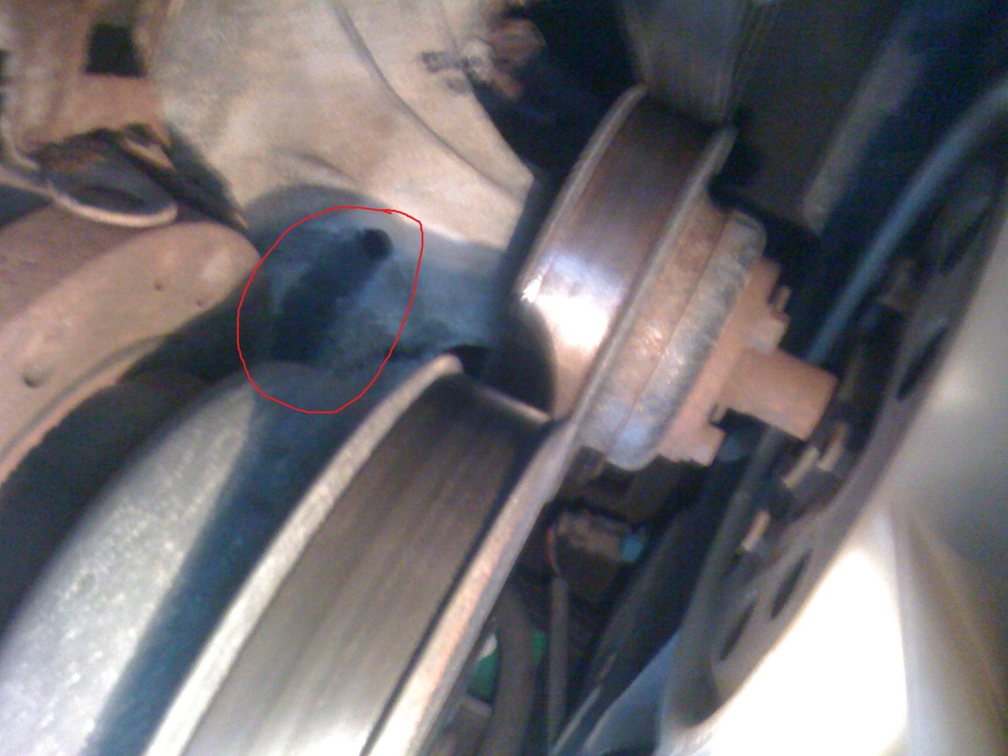Sign Your Mustang Water Pump Is Failing