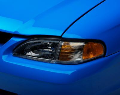 Smoked OEM Style Headlights