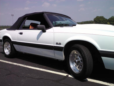 Convertible Mustang Fox Body