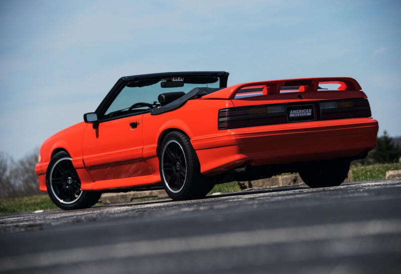 1993 Fox Body Convertible Clone