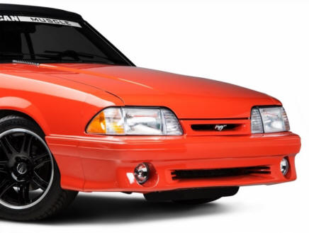 Fox Body With Cobra Grille Insert