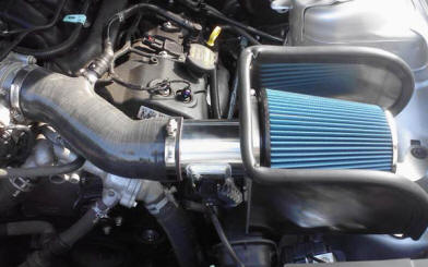 2010-2014 Mustang Cold Air Intake