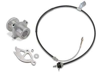Mustang Adjustable Clutch Cable, Quadrant, and a Firewall Adjuster