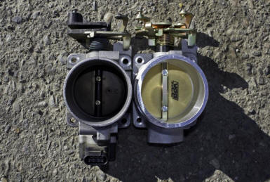 Stock vs Aftermarket Throttle Body