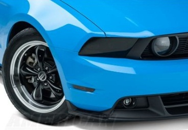 Ford Mustang Smoked Headlight Lens Cover