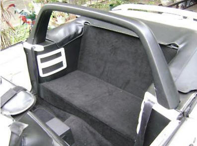 Rear Seat Delete Kit