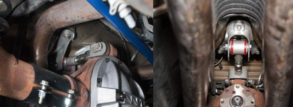 On-Car Photos Of 2005-2014 Mustang Upper Control Arm