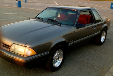 Fox Body with Reduced Weight