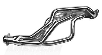 Chrome Long Tube Headers