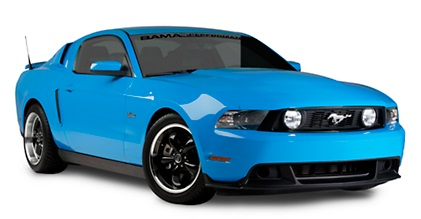 2010-2014 Mustang Coupe