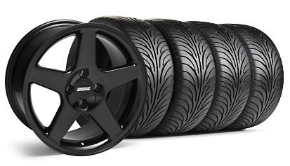 Mustang Wheel & Tire Combo