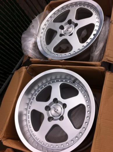 Aftermarket Mustang Wheels
