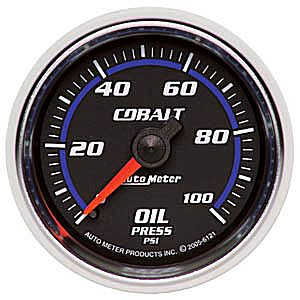 Full Sweep Mustang Gauge