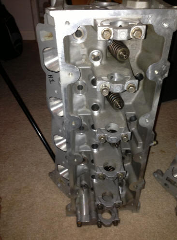 Mustang Ported Cylinder Head