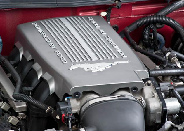 2005-2010 Mustang Intake Plenum