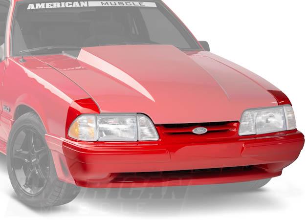 Foxbody Front Bumper Cover
