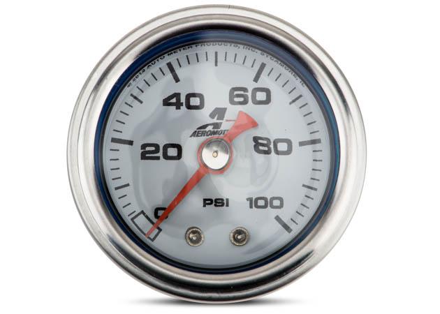 Aeromotive Mustang Fuel Pressure Gauge