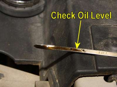 How To Change Mustang Oil Step 11