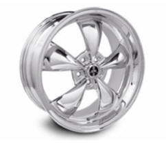 Chrome Ford Mustang Wheel