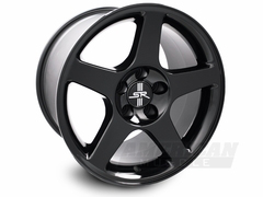 Clear Coated Ford Mustang Wheels