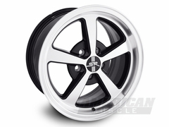 Ford Mustang Polished Aluminum Wheels