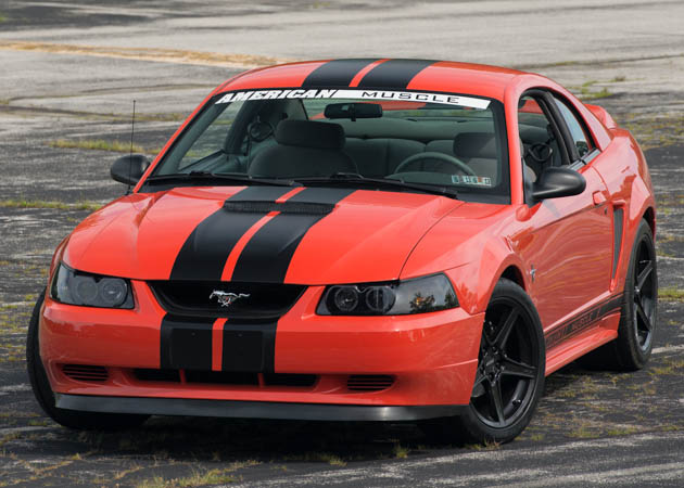 2000 V6 AmericanMuscle Mustang