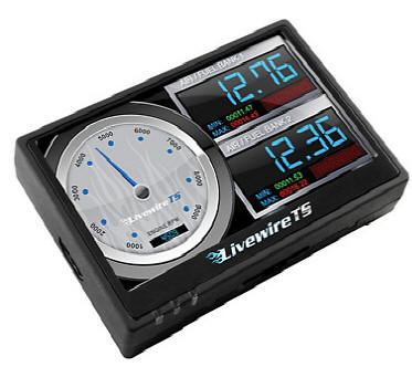 SCT Mustang LiveWire Tuner