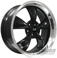 Ford Mustang Deep Dish Wheels